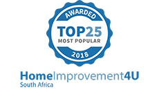 Top 25 Most Popular by HomeImprovement4U South Africa